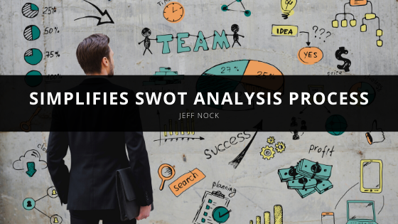 Jeff Nock simplifies SWOT analysis process